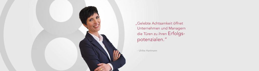 Ulrike Hartmann - Speaker Achtsamkeit in der Wirtschaft