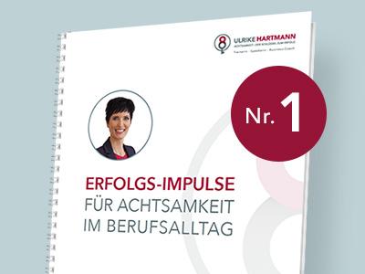 Cover-Bild Erfolgs-Impulse Teil 1