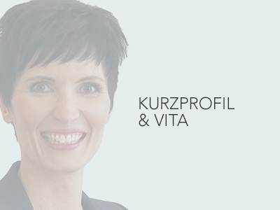 Grafik zum Kurzprofil für Ulrike Hartmann - Speakerin