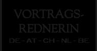 Logo-Grafik Vortragsrednerin