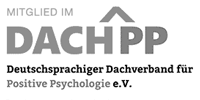 Logo-Grafik Dachverband Positive Psychologie