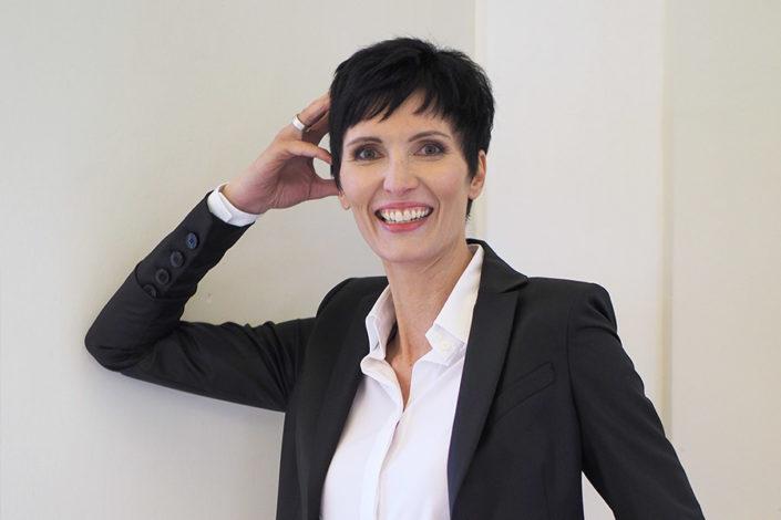 Foto Ulrike Hartmann - Expertin für Achtsamkeit