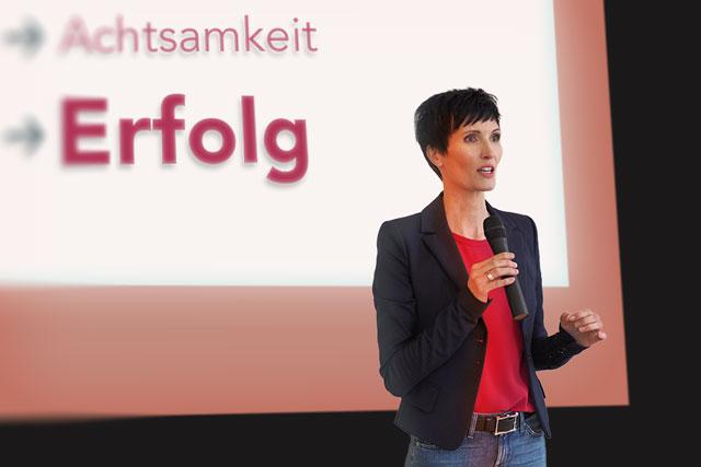 Foto der Speakerin Ulrike Hartmann
